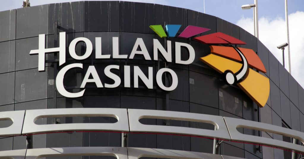 holland casino banner